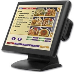Tatung TS17R Touch screen Monitor