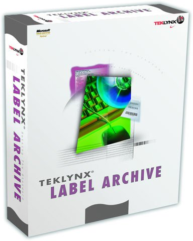 Teklynx LABEL ARCHIVE Bar code Software