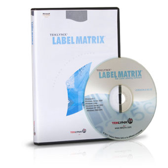 Teklynx Label Matrix 2012