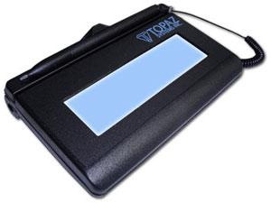 Topaz Signature Gem 1x5 LCD Signature Capture Pad