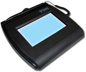 Topaz Signature Gem 4x3 LCD Signature Capture Pad