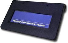Topaz Signature Lite 1x5 Signature Capture Pad