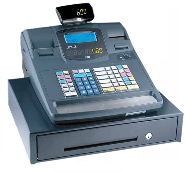 Toshiba MA-600 Cash Register