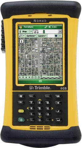 Trimble Nomad Hand Held Computer