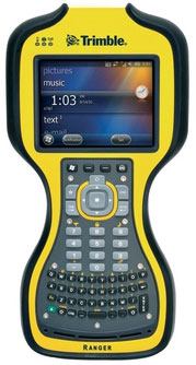 Trimble Ranger Hand Held Computer