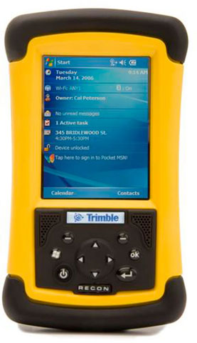 Trimble Recon 400X Hand Held Computer