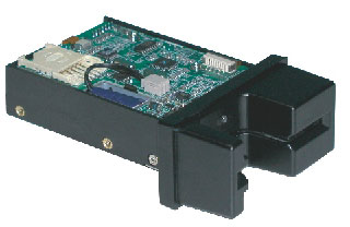 UIC HCR 331 Card Scanner