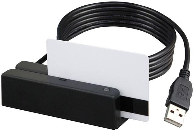 UIC MSR 120 Card Scanner