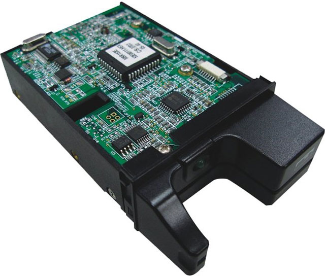UIC MSR 152 Card Scanner