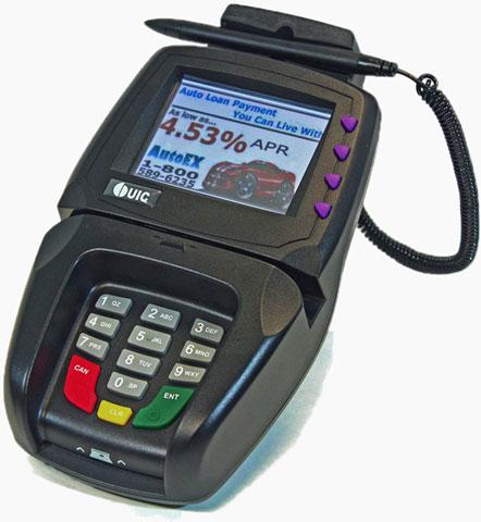 UIC PP 795 Payment Terminal