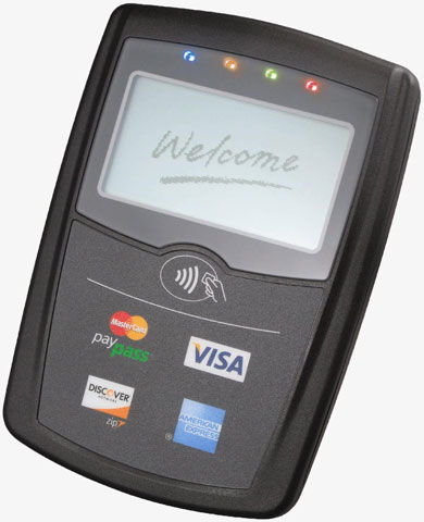 UIC 681 Card Scanner