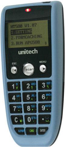 Unitech HT 580 Hand Held Computer