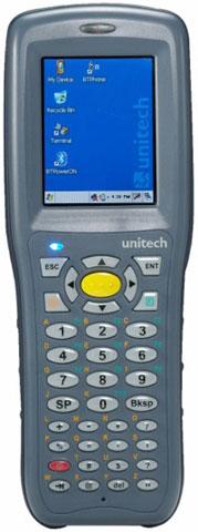 Unitech HT 660 Hand Held Computer