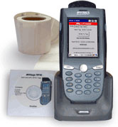 Unitech Militags Bundle RFID Reader
