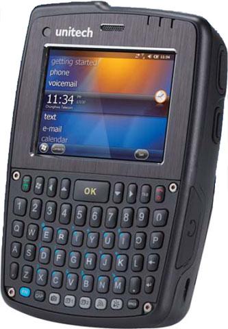 Unitech PA 550 Hand Held Computer