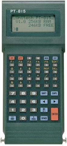 Unitech PT815 Hand Held Computer