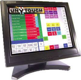 UnyTouch Stingray Series Touch screen Monitor