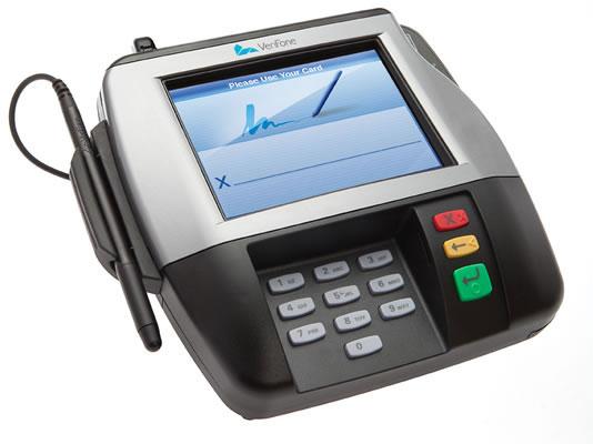 VeriFone MX880 Payment Terminal
