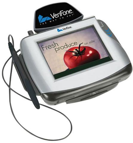 VeriFone MX 870 Payment Terminal