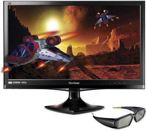 ViewSonic V3D245 Monitor