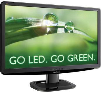 ViewSonic VA2033-LED Monitor