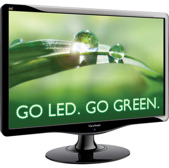 ViewSonic VA2231wm-LED Monitor