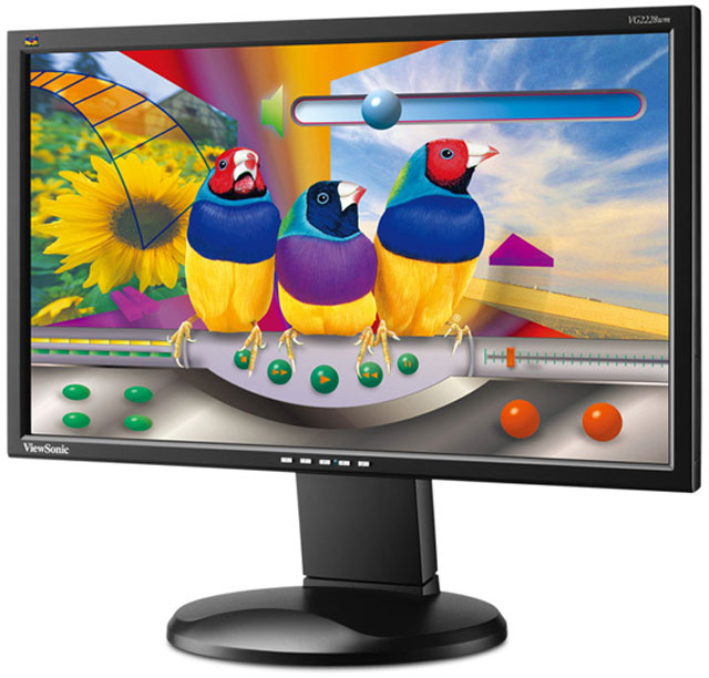 ViewSonic VG2228wm Monitor
