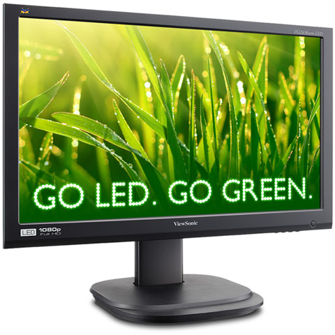 ViewSonic VG2436wm-LED Monitor