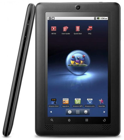 ViewSonic View Book 730 Tablet Computer