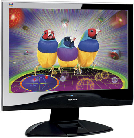 ViewSonic VX1932wm-LED Monitor