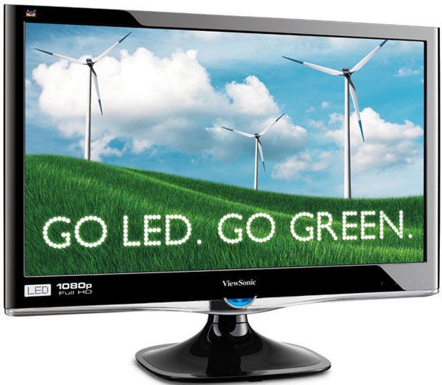 ViewSonic VX2250wm-LED Monitor