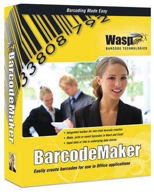 Wasp Barcode Maker Bar code Software
