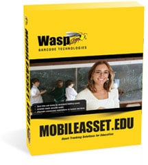 Wasp MobileAsset.EDU Asset Tracking Software
