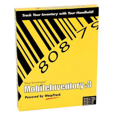 Wasp Mobile Inventory Inventory Software