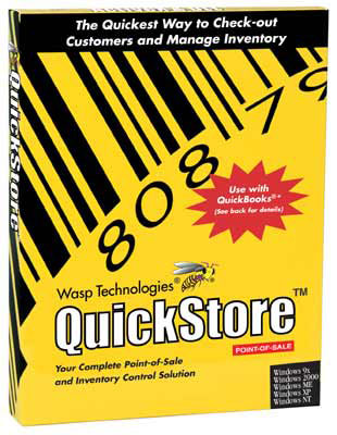 Wasp Quick Store POS