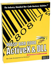 Wasp ActiveX and DLL Toolkit Bar code Software