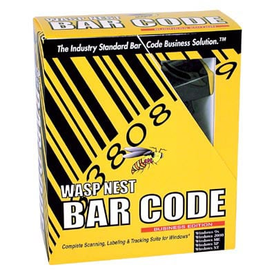 Wasp Nest Business Edition Bar code Software