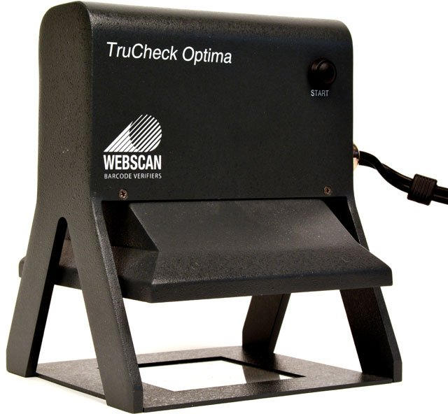 Webscan TruCheck Optima Verifier