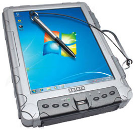 Xplore iX104C5 Dual-Mode Clean Room Tablet Computer
