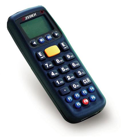 Zebex PDL-20 Hand Held Computer