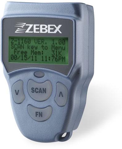 Zebex Z-1160 Hand Held Computer