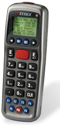 Zebex Z-2121 Hand Held Computer