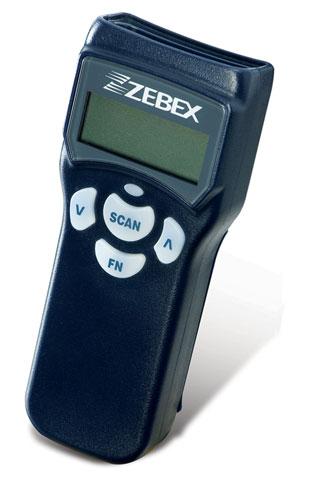 Zebex Z-1070 Hand Held Computer