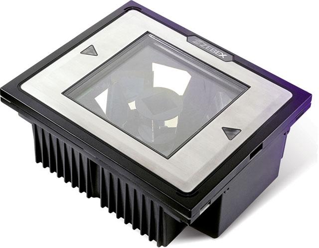 Zebex Z-6080 Scanner