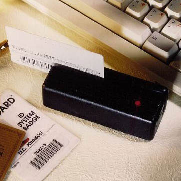 Zebex ZB-600 Badge Reader