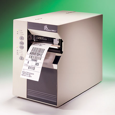 Zebra 105 Se Printer