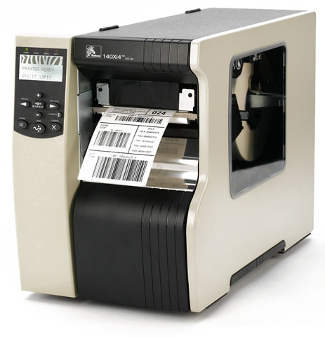 Zebra 140Xi4 Printer