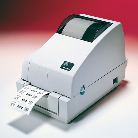 Zebra LP2722 Printer