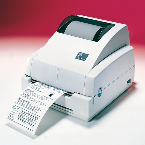 Zebra LP2742 Printer
