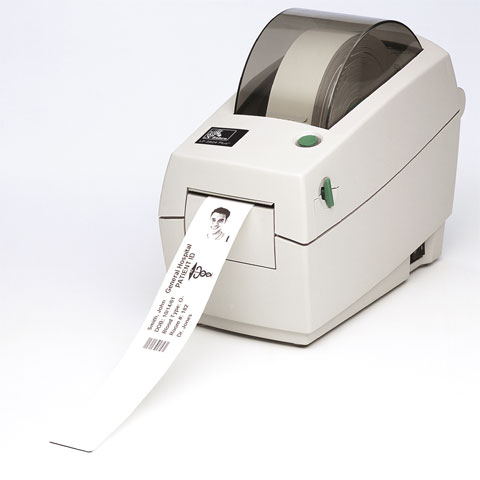 Zebra LP2824 Plus Printer